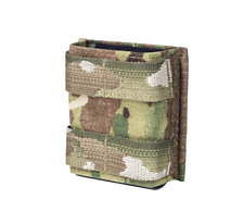 More details for esstac 5.56/m4 single kywi pouch with kydex insert, multicam shorty versions new