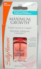 Sally Hansen MAXIMUM GROWTH Nail Treatment  #39201 .45 oz **