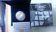 Año 2009. 10 EUROS DE PLATA. ESPAÑA. Copa Mundial de la FIFA Sudáfrica 2010.