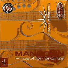 Jeu de 4 Cordes Bronze / Phosphore Pour Mandoline