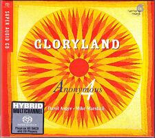 SACD: ANONYMOUS 4 GLORYLAND Folk Songs Spirituals Gospel Hymns Hope & Glory NEU