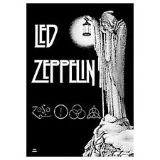 "LED ZEPPELIN Stairway To Heaven Tapestry Cloth Poster Flag Wall Banner 30"" x 40"""