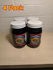 Gilley's Cane Field Syrup 4 22oz Jars ✔Roddenbery's Cane Patch Buyers Approved✔