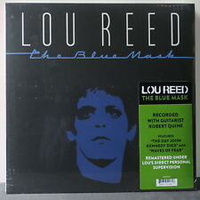 LOU REED 'The Blue Mask' Remastered Vinyl LP NEW/SEALED