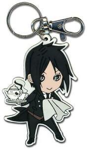 Black Butler Keychain - Sebastian