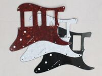 HSH SCRATCH PLATE Pickguard to fit USA/Mex STRATOCASTER Strat in 3 Colours