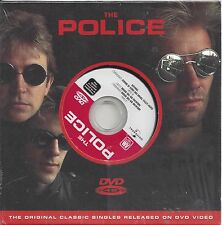 The Police – Walking On The Moon  dvd single in cardboard   (new in seal)