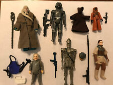 Lot of 6 Vintage Star Wars Action Figures 1977-1983 Kenner ANH ESB ROTJ
