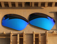 70d3b0212 ACOMPATIBLE Polarized Lenses Replacement for-Oakley RPM Squared OO9205 Blue