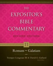 Romans - Galatians The Expositor's Bible Commentary