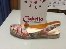 ladies shoe Cabello 1146 floral size 42/11