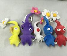 New Pikmin Plushies Dolls Set of 5PCS FLOWERS~ STUFFED ANIMAL TOY