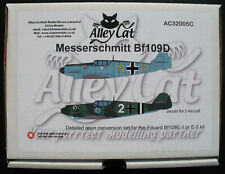 Alley Cat AC32005C - Messerschmitt Bf 109D für Eduard Me 109 1:32 Conversion Set