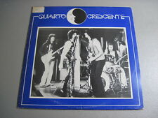 Quarto Crescente-Self Title- LP 1981 QCLP-1.001 Made In Brazil