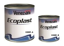 ECOPLAST EPOSSIDICO VENEZIANI 2,5 LT SMALTO RIVESTIMENTO ALIMENTARE CELLE FRIGO