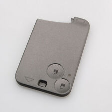 2 Button Key Card Smart Remote Key Shell Case Fob for Renault Laguna