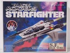 Buck Rogers STARFIGHTER Anassembled Model Kit  Shrink wrapped Tsukuda Monogram