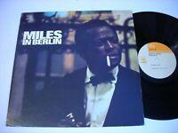 Miles Davis Miles in Berlin 1972 Stereo LP VG++ Japan Import w insert