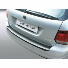 RGM Black Rear Bumper Guard For VW Golf Mk6 / VI Estate / Variant 2009 - 2013