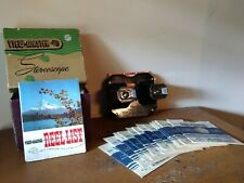 View-Master Stereoscope and 7 More Wonders of the World Reels