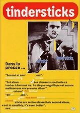 Tindersticks French Promo Flyer