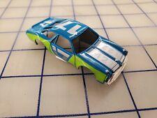 Blue Green 70 Stock Car American Line Body HO Mid America AML B453-BL