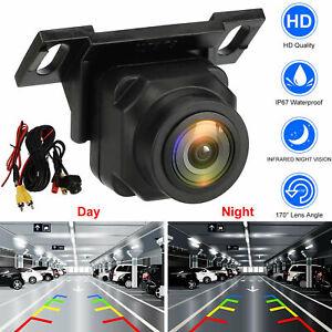 170º Car Auto Rear View Reverse Backup Parking Camera Waterproof Night Vision HD