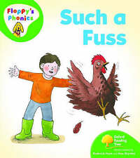 NEW - SUCH A FUSS (Floppy's Phonics) LEVEL 2 (OXFORD READING TREE)  Stage 2