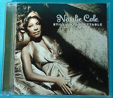 Still Unforgettable by Natalie Cole (2008 easy listening jazz CD)