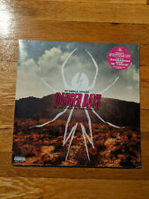 MY CHEMICAL ROMANCE Danger Days LP SEALED GOLD VINYL /1000 Limited Edition OOP
