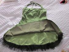 JAKE´S Schönes Damen Cocktailkleid Abendkleid,  Gr.44/46, grüne, neu.