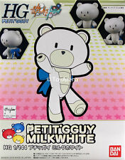 Gundam Build Fighters HG Beargguy #05 Petit'Gguy Milk White Model Kit USA SELLER