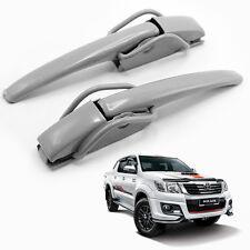 For Toyota Hilux Vigo 05 2010 - 14 Rear Tailgate Handle Opener Locker Gray 2 Pc