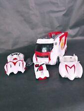 Speed Racer Truck Hauler car 5 pc set mach toy playset room decor display
