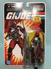 G.I. Joe 25th FSS Exclusive Cobra Elite Vanguard Crimson Guard Immortal MOSC