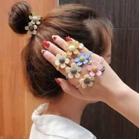 Flower Hair Rope Korean Women Girls New Hair Ties Hair Accessory chic