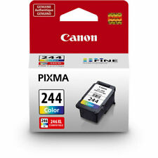 Genuine Canon Ink Cartridge CL-244 Color Original RETAIL MG2522 TS3122 TS4520