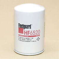 NEW GENUINE FLEETGUARD HYDRAULIC FILTER (PN HF6520)
