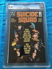 Suicide Squad #1 (1987) - DC - CGC 9.8 NM/MT