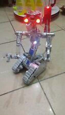 Johnny 5 NEW LED!! corto circuito robot 30 cm stupendo! Short circuit