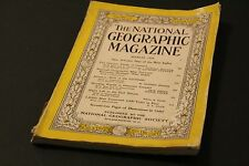 National Geographic March 1954