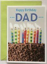 Happy Birthday Dad Hallmark Greeting Card Thoughtful And Loving