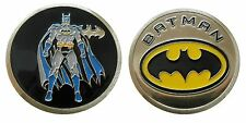 BATMAN FUN COLLECTIBLE CHALLENGE COIN SUPER HERO COINS NEW
