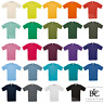 B&C MEN'S T-SHIRT 100% SOFT COTTON TEE TOP CREW NECK PRE SHRUNK COLOURS XS-4XL