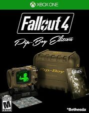 Fallout 4: Pip Boy Edition [Xbox One XB1, Open World Action RPG Shooter] NEW