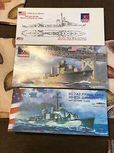 1/700 Destroyer/Destroyer Escort Collection