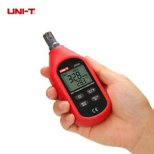 UNI-T UT333 Air Temperature Humidity Meter LCD Backlight Thermometer Hygrometer