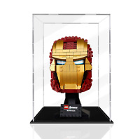 Display case for LEGO The Hulkbuster Ultron Edition 76165(Aus Top Rated Seller)
