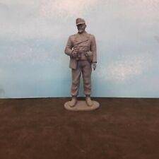 1/16 120mm WW2 GERMAN TANKER TANK OFFICER SOLDIER
