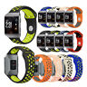 Silicone Sport Bracelet Watch Strap Watchband For Fitbit Ionic Replacement Band